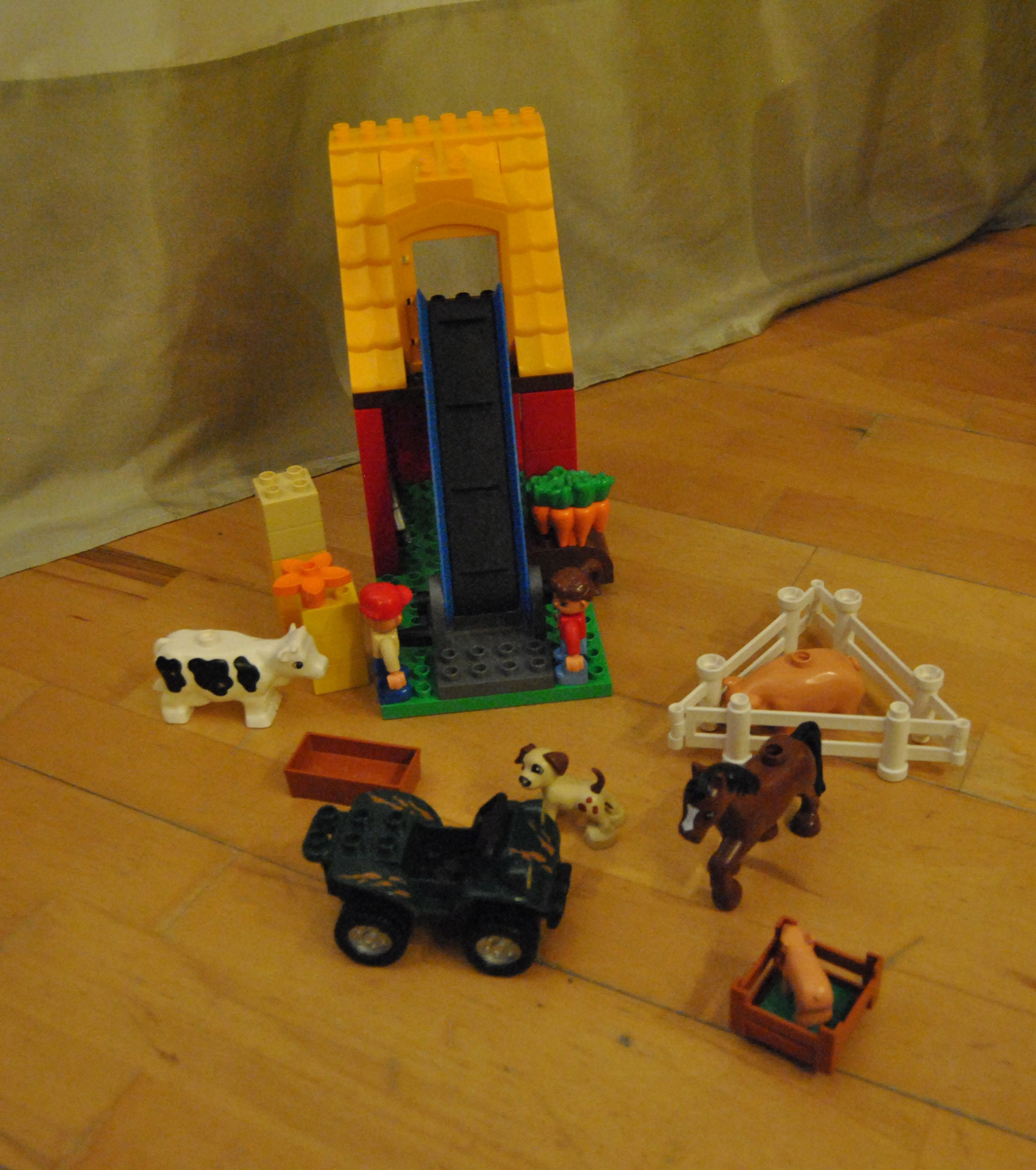 Lego Duplo Farma 4975 7114921756 Oficjalne Archiwum Allegro