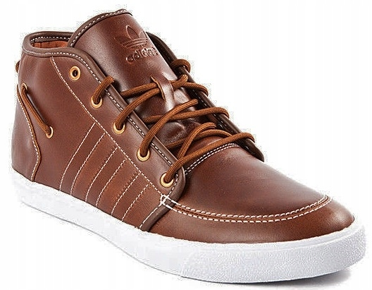 competitive price 327b7 ff7c2 BUTY ADIDAS COURT DECK VULC MID SKÓRA V24028 45