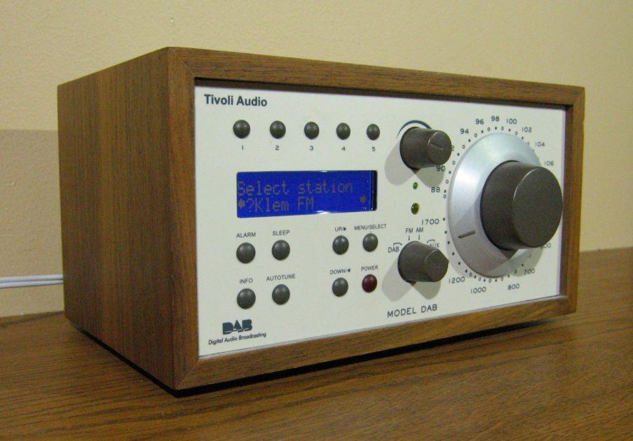 Velsete TIVOLI AUDIO MODEL DAB HENRY KLOSS SUPER DŹWIĘK - 7176342753 XF-86