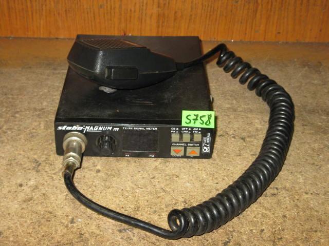 CB RADIO STABO MAGNUM M - NR S758