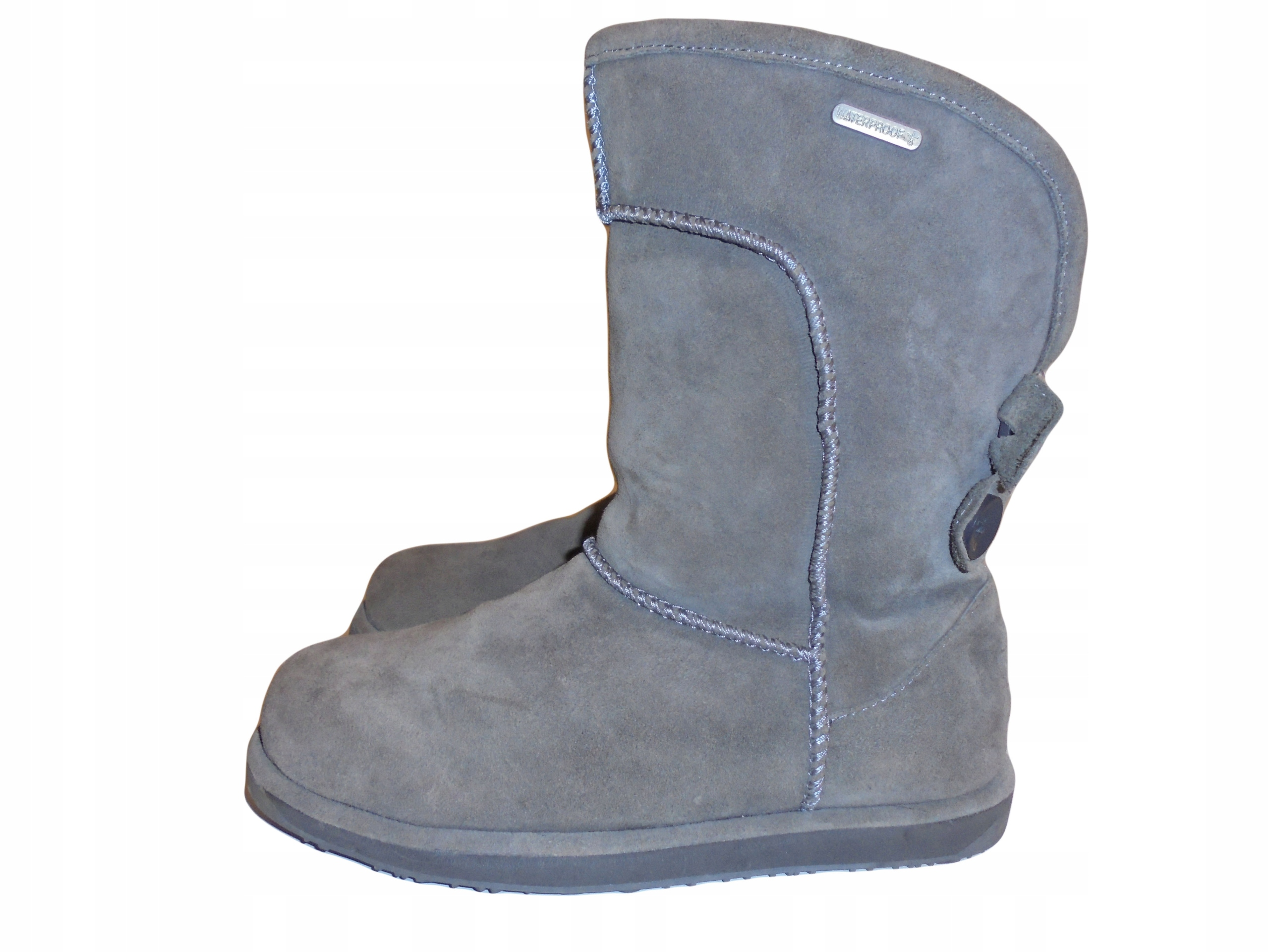 5feeb8a39b9a7 Zimowe buty firmy EMU Waterproof. Rozmiar 37. - 7670929883 - oficjalne  archiwum allegro