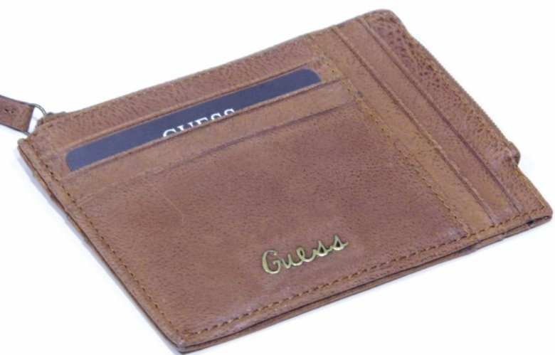 99d3d51be6c66 GUESS portfel męski SKÓRA brązowy - 6679162368 - oficjalne archiwum ...