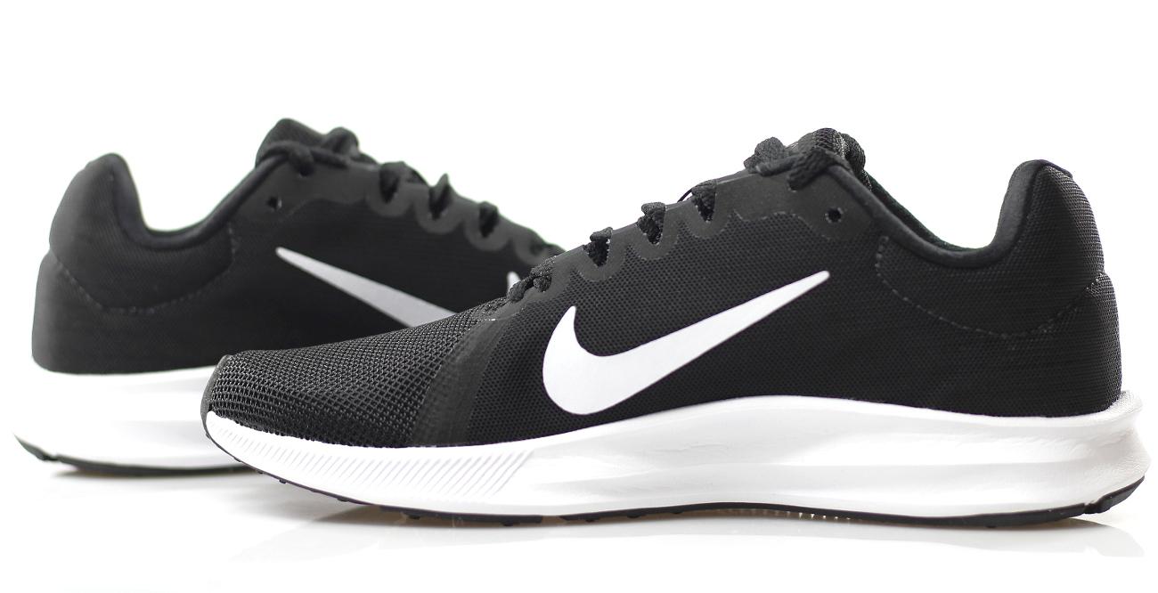 NIKE WMNS DOWNSHIFTER 8 (908994 006) Damskie | cena 159,99 PLN, kolor SZARY | Buty do biegania Nike