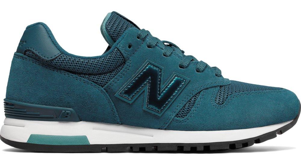 Sneakersy NEW BALANCE WL565STT Niebieski