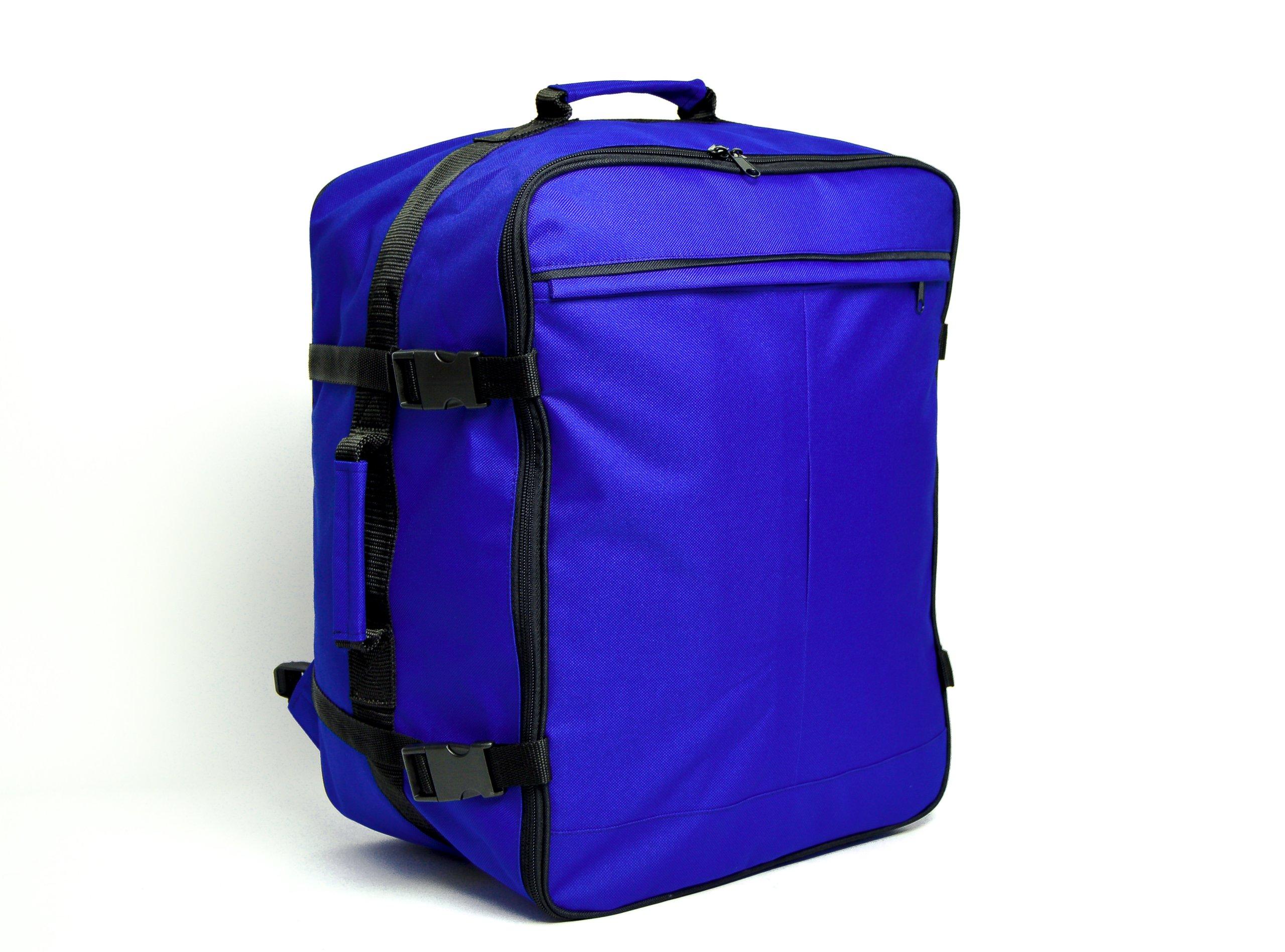5288fba1b1db6 PLECAK do SAMOLOTU WizzAir 42x32x25 Torba bagaż PL - 6830089244 ...