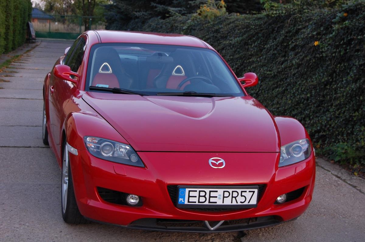 Mazda RX-8 2 5 V6 SWAP - 7084643147 - oficjalne archiwum allegro