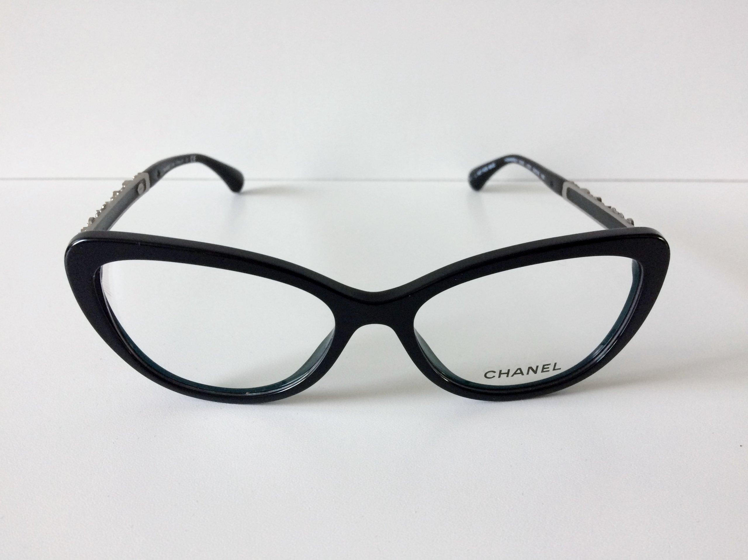 c250dc380c199a Chanel 3345 c.501 Okulary Korekcyjne Super!!! - 7393488705 ...