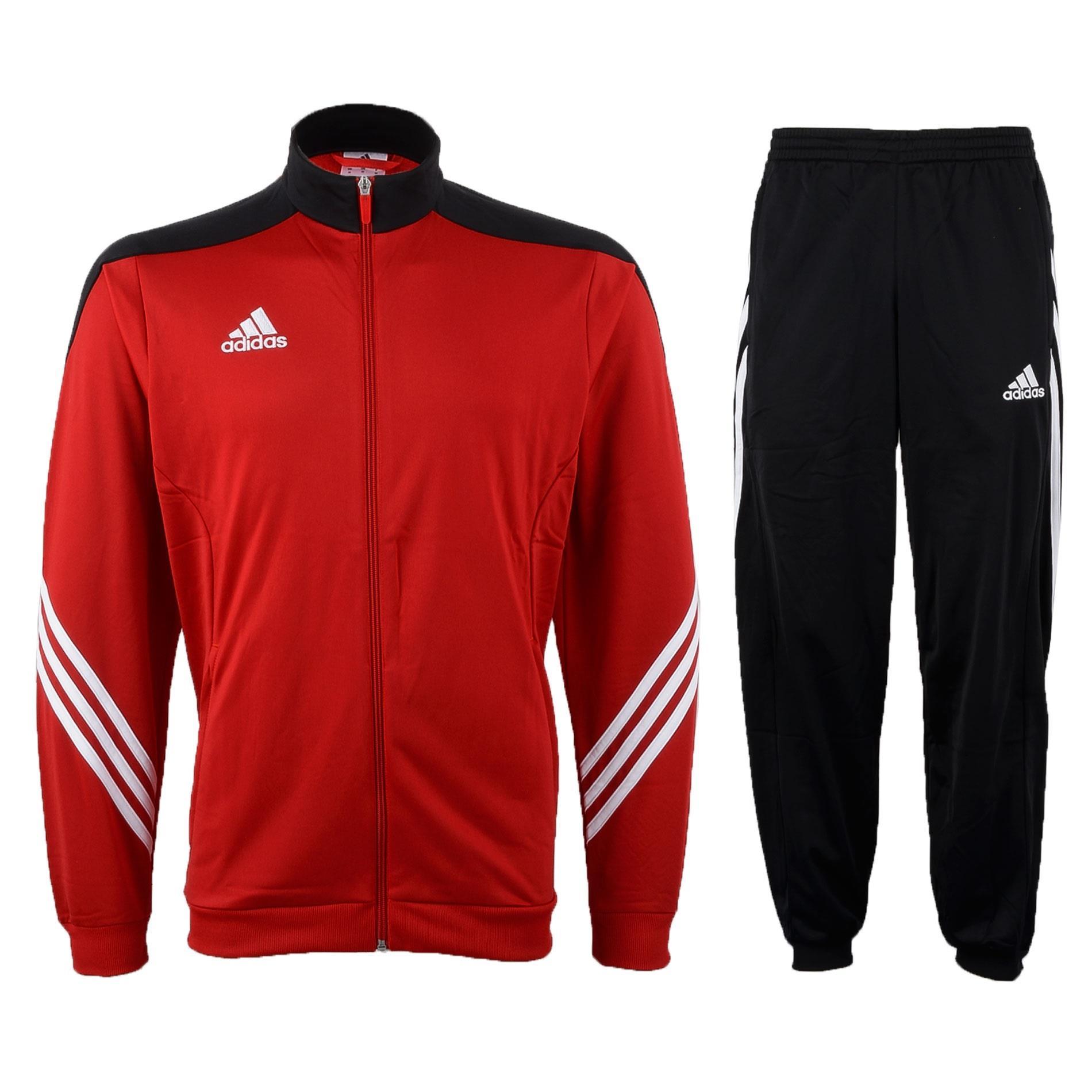 specjalne wyprzedaże sklep w Wielkiej Brytanii najlepszy hurtownik Adidas Dres Sportowy Męski Komplet L