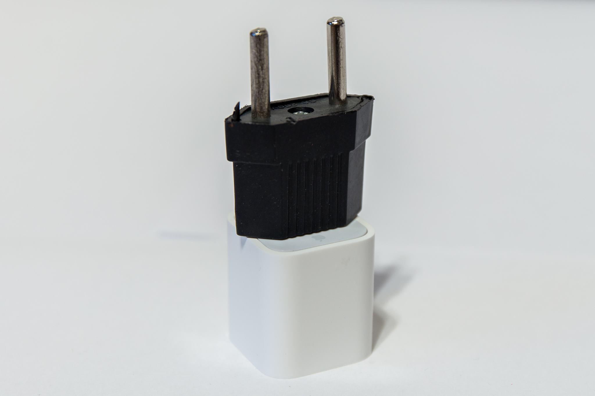 Oryginalna ładowarka / zasilacz Apple iPhone A1265