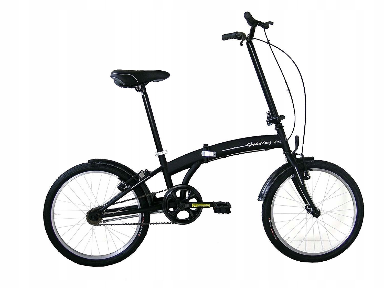 Rower składany Frejus Norwich 20 Czarny (B/D)