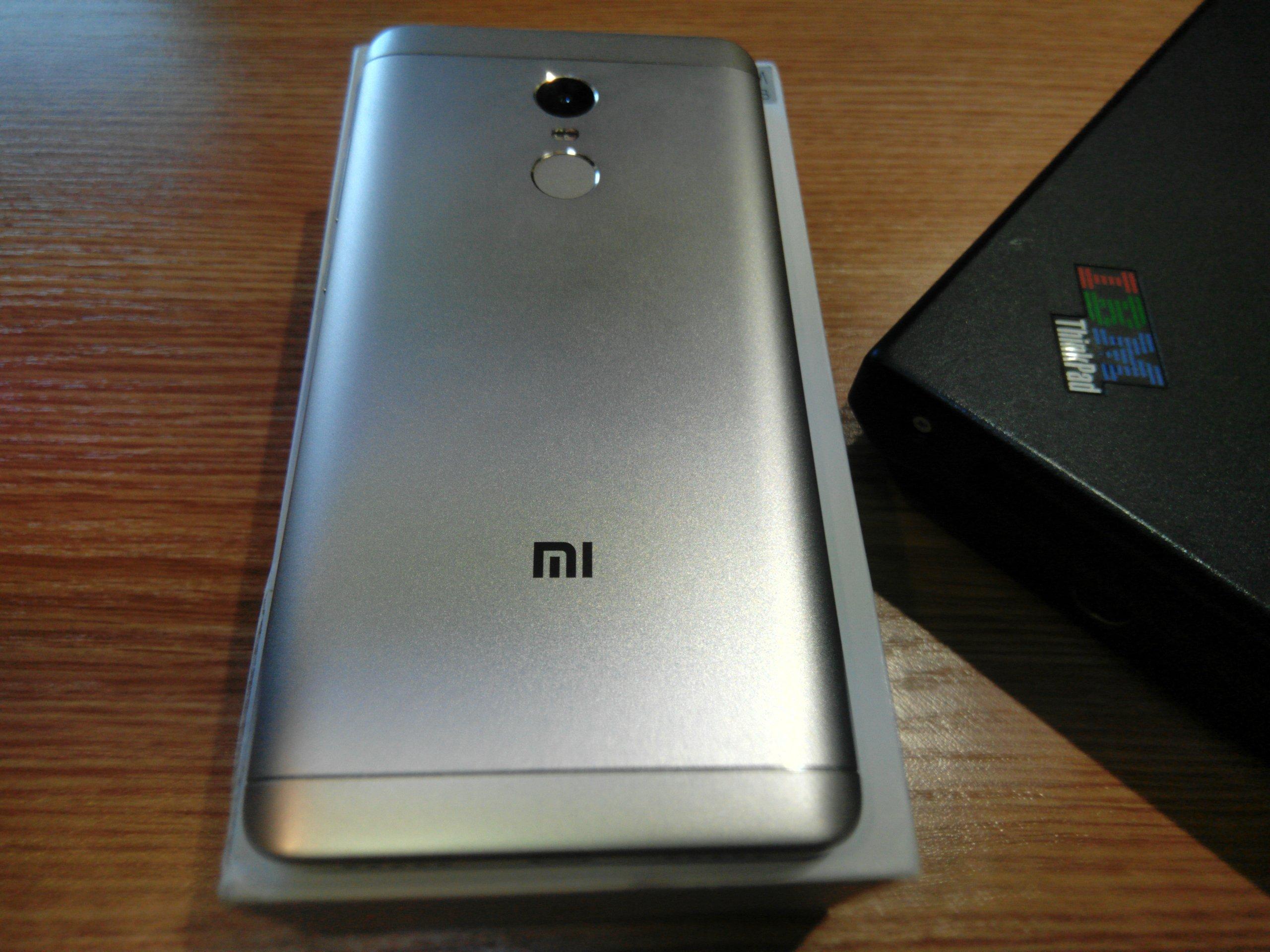 Xiaomi Redmi Note 4X Snapdragon 625 Dual Sim BCM
