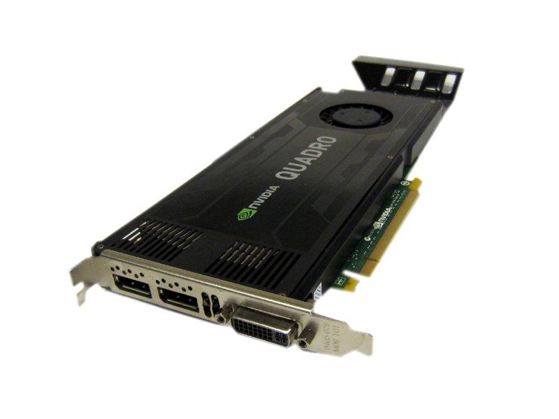 Karta Graficzna Nvidia Quadro K4000 3gb Pci E 7430582549