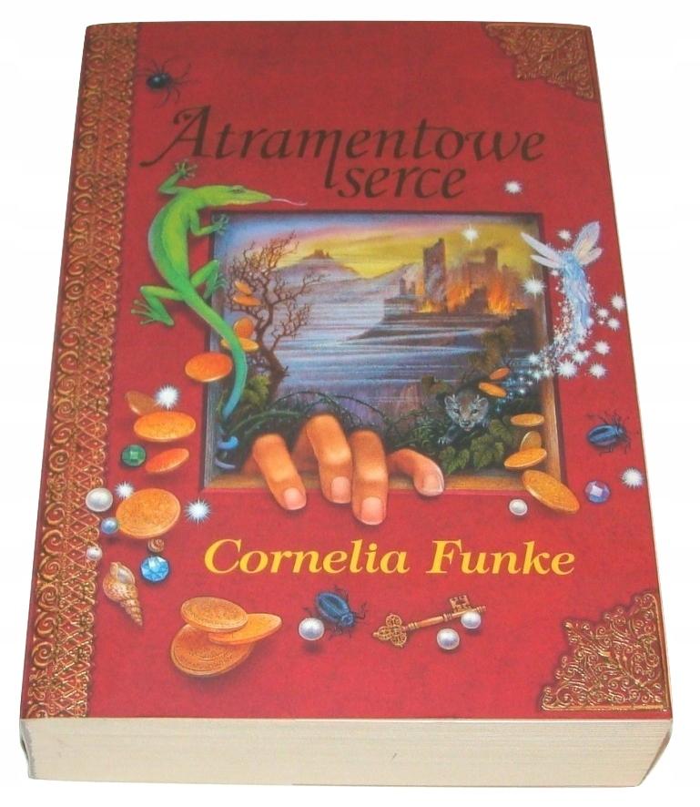 Atramentowe serce Cornelia Funke /SRL