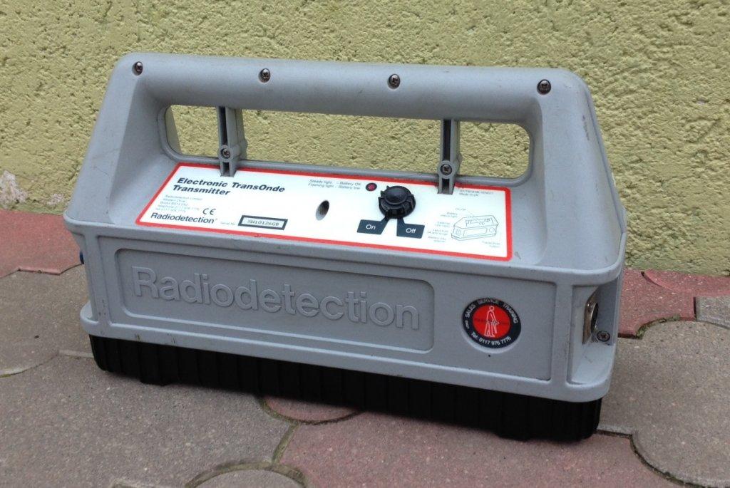 Lokalizator wykrywacz instalacji Radiodetection