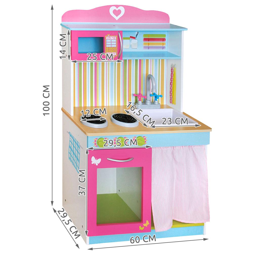 Kuchnia Drewniana Kuchenka Gigant Dla Dzieci Xxl 7093673211