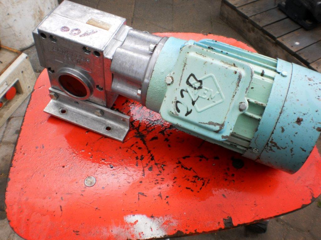 Oryginał motoreduktor 90 obr 1 faza maszynka do miesa 22 - 7085201010 BU13