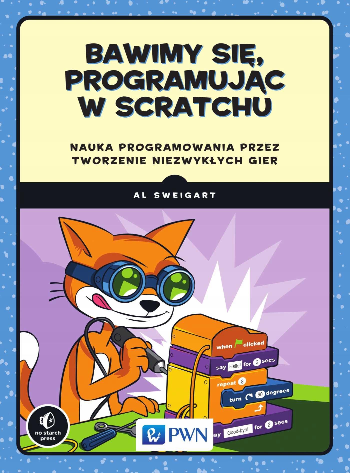 Bawimy się, programując w... Al Sweigart