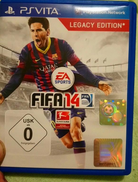 FIFA 14 Legacy Ed.