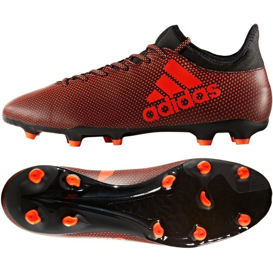wyprzedaż w sprzedaży obuwie wyprzedaż w sprzedaży Buty Piłkarskie Korki adidas X 17.3 NOWOŚĆ 43 - 6990024838 ...
