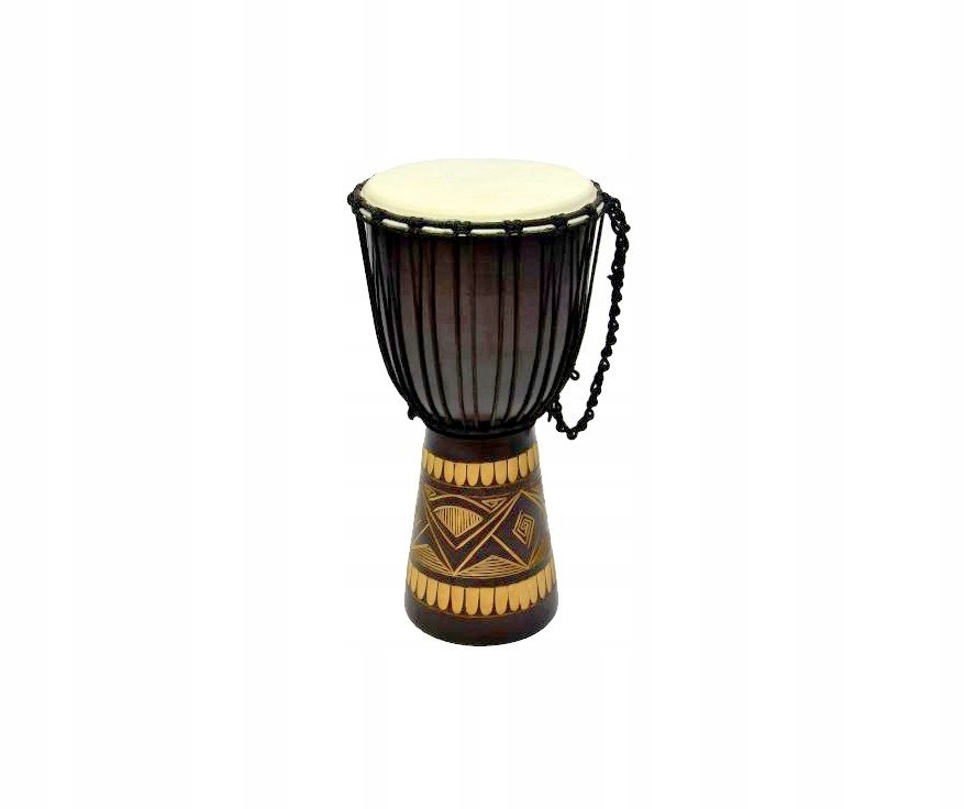 Djembe - indonezyjski bęben - wys. 50cm - śred. 22