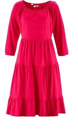 cfc505f89a G147 BPC Sukienka shirtowa z domieszką lnu r.44 46 - 7012218521 ...