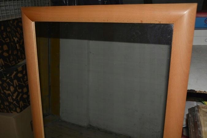 Lustro Drewniana Rama Ikea 70x130 7590382928 Oficjalne Archiwum