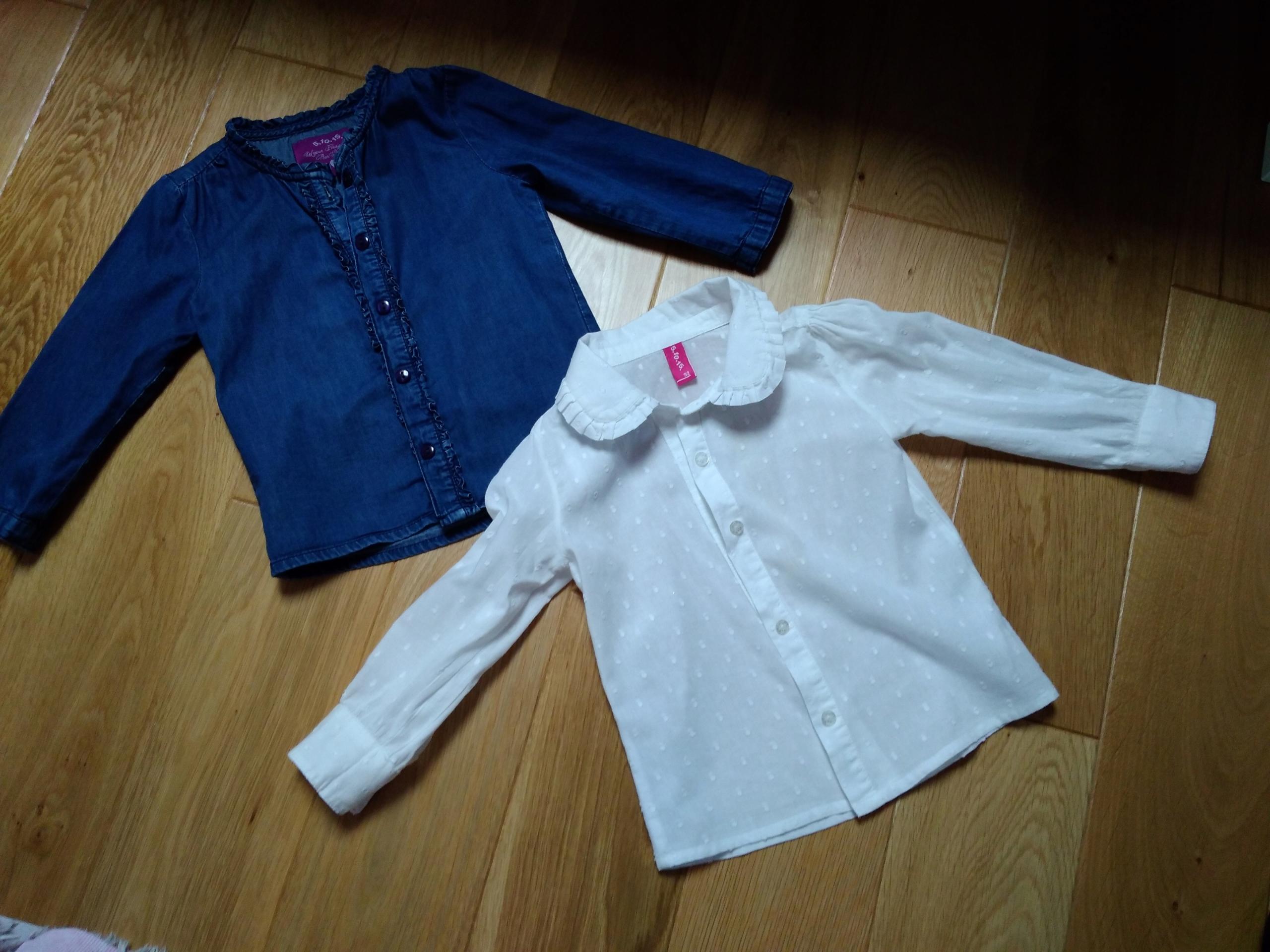 e6f485b41e modne ciuchy dla dziewczynki rozm. 92 - 7697520361 - oficjalne ...