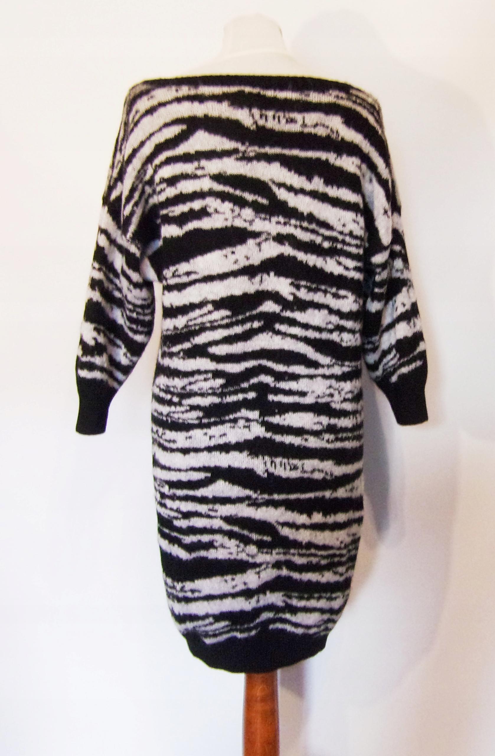 ab3be8476a FARHI sukienka dzianinowa wełna i moher 38 40 - 7607334204 ...