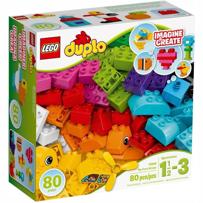Klocki Lego Duplo Moje Pierwsze Klocki 10848 6980160595
