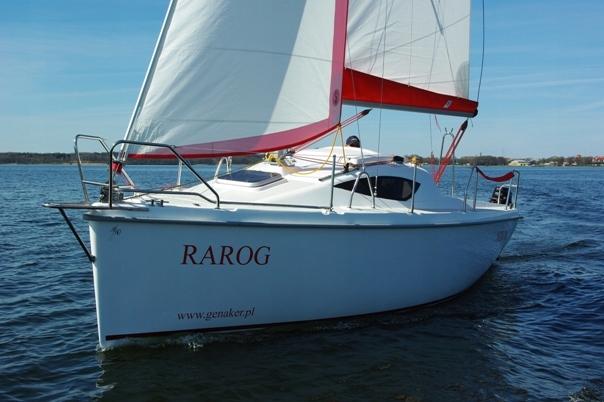 Czarter jachtu Antila 22 w sierpniu 18-25, Giżycko