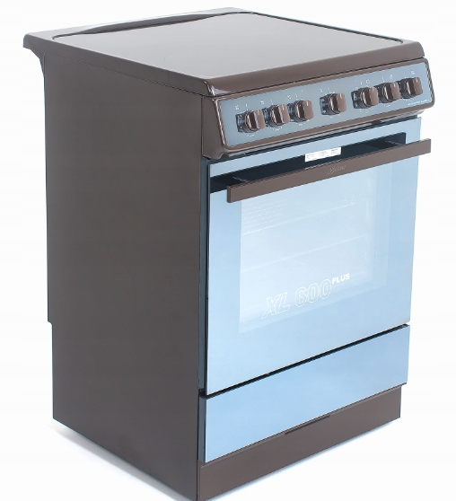 Kuchnia Ceramiczna Hc 62010 B Brązowa Szer60cm 7120645479