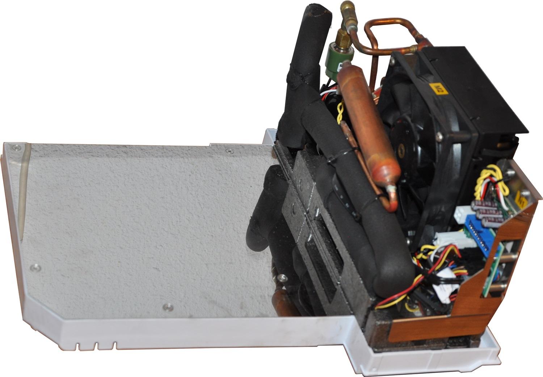 Chiller schładzarka pompa ciepła agregat chłodzący