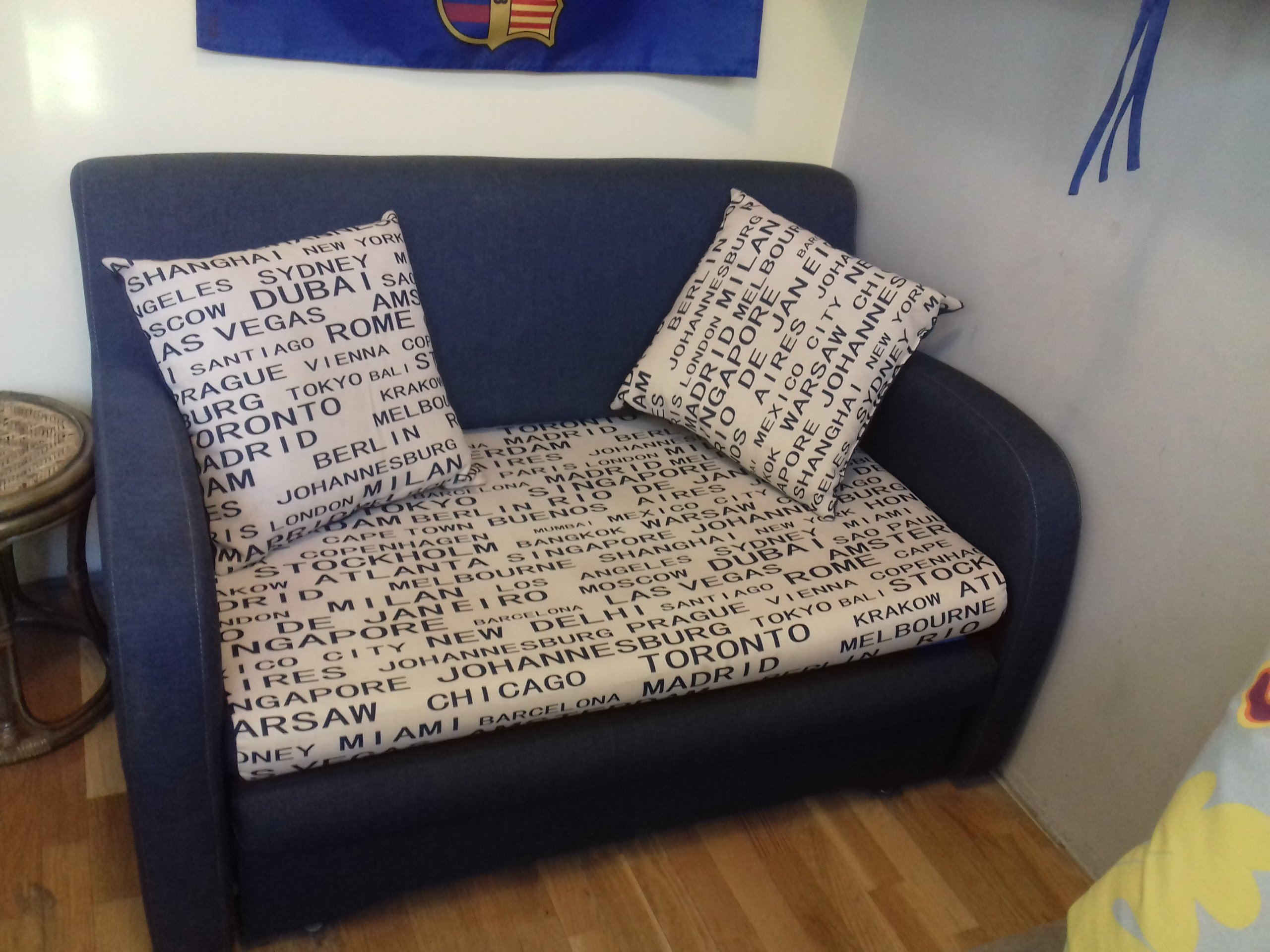 Sofa Z Pojemnikiem Na Pościel Agata Meble 7041539996