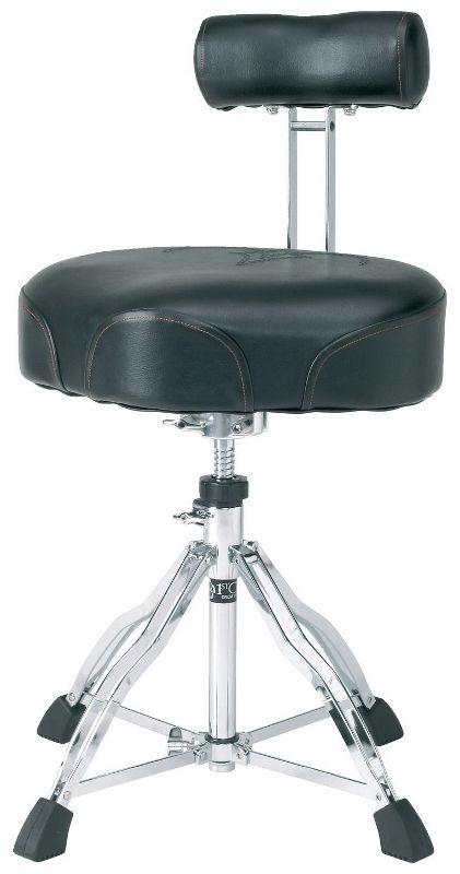 TAMA HT741B stołek perkusyjny z oparciem
