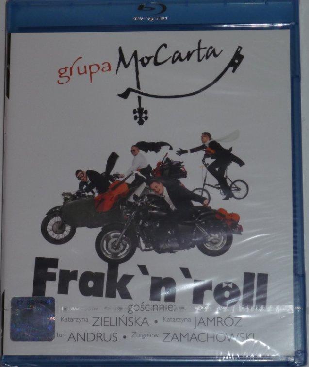 GRUPA MOCARTA - FRANK'N'ROLL  BR [NOWY]