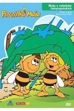 Pszczółka Maja - Maja u robaków świętojańskich