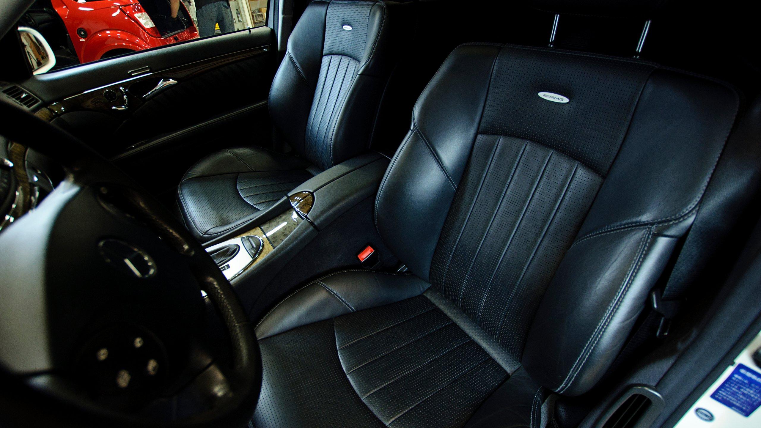 Mercedes E55 AMG W211 od JPYImport km JAPONIA