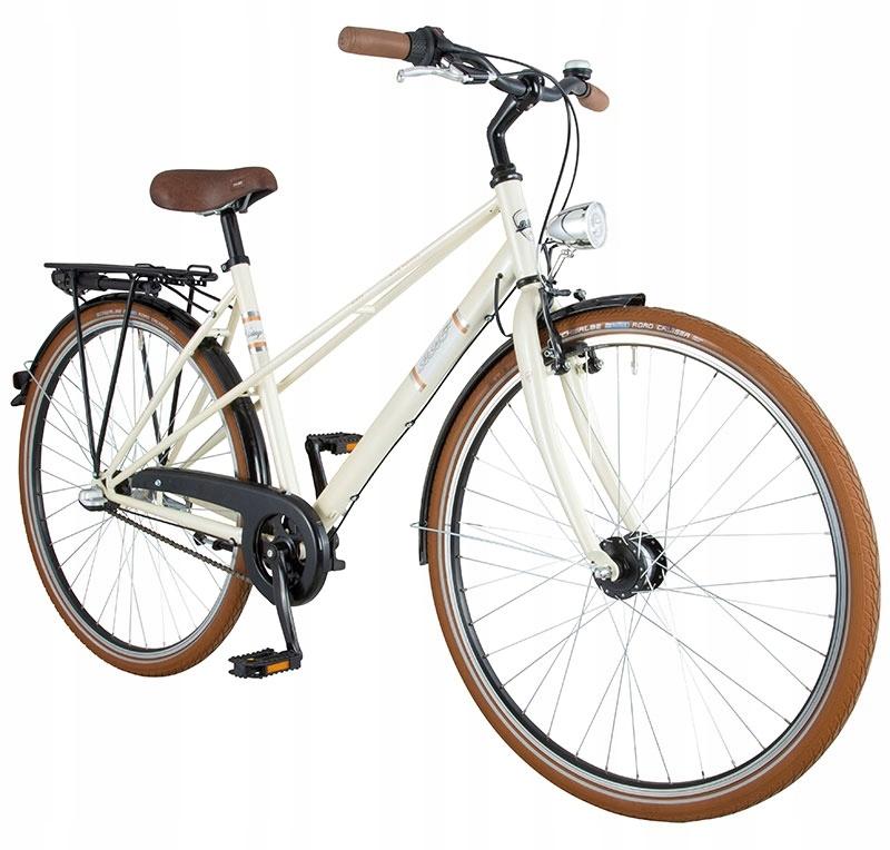 Rowery trekkingowe BBF Mixte Lady (3-speed) Beżowy