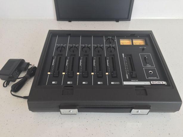Sony MX510 Analogowy mikser audio VU na sumie