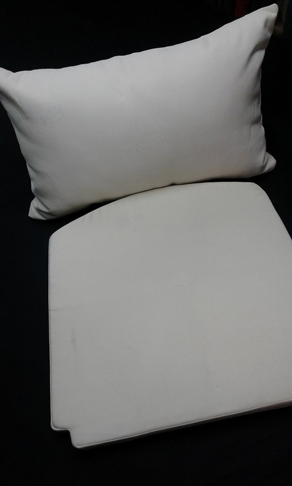 Poduszki Na Meble Ogrodowe Fotel 2szt Komplet