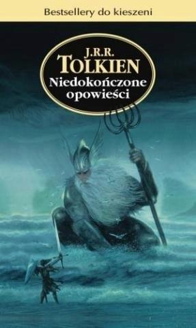 Znalezione obrazy dla zapytania Tolkien John Ronald Reuel : Niedokończone opowieści allegro