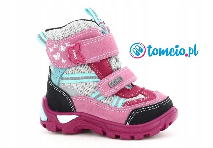 Buty śniegowce zimowe  Bartek 91928/61X - 21