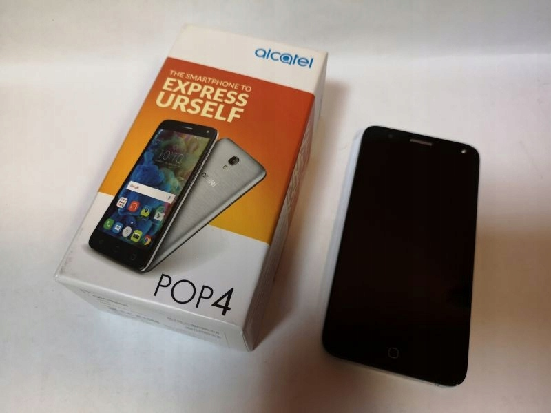 TELEFON ALCATEL POP 4 5051X KOMPLET
