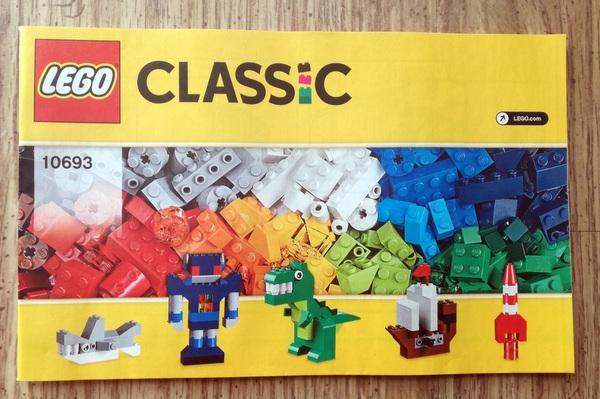 Lego Classic Instrukcja 7381804418 Oficjalne Archiwum Allegro
