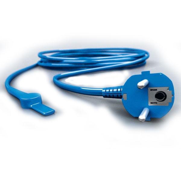Kable grzewcze do rur z termostatem - 70W - 7m 9mm