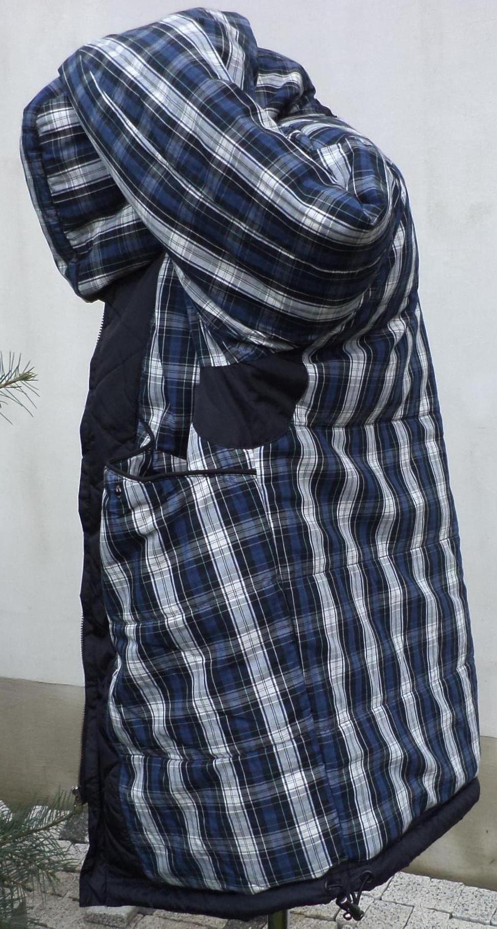 beb65ac83 LEVI STRAUSS dłuższa kurtka PARKA zimowa KAPTUR - 7094025794 ...