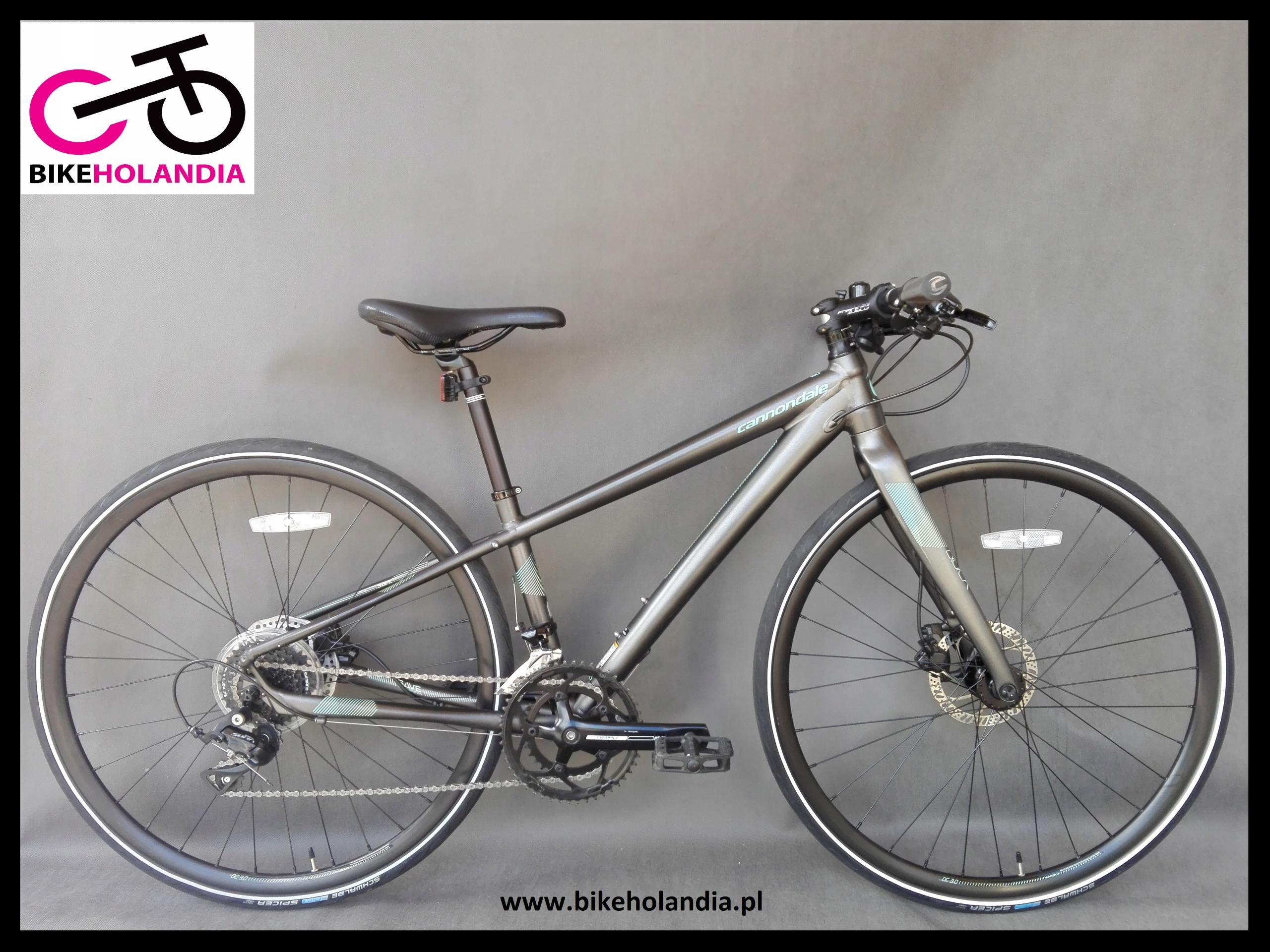 Rower Szosowy Fitnesowy CANNONDALE QUICK Aluminium