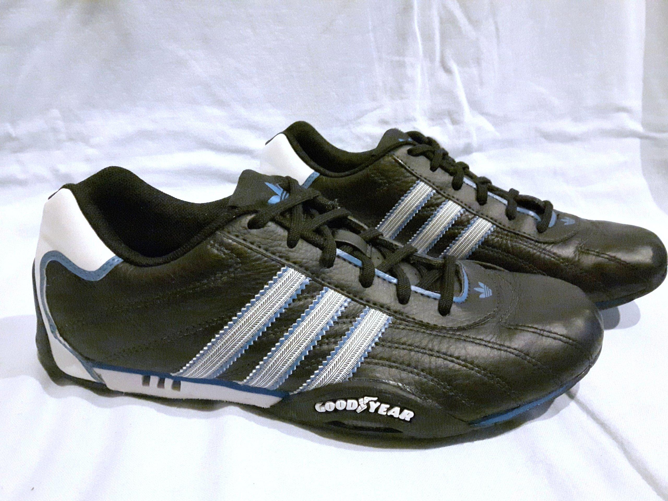 Buty skórzane ADIDAS GoodYear roz.38 23,wkł.24cm