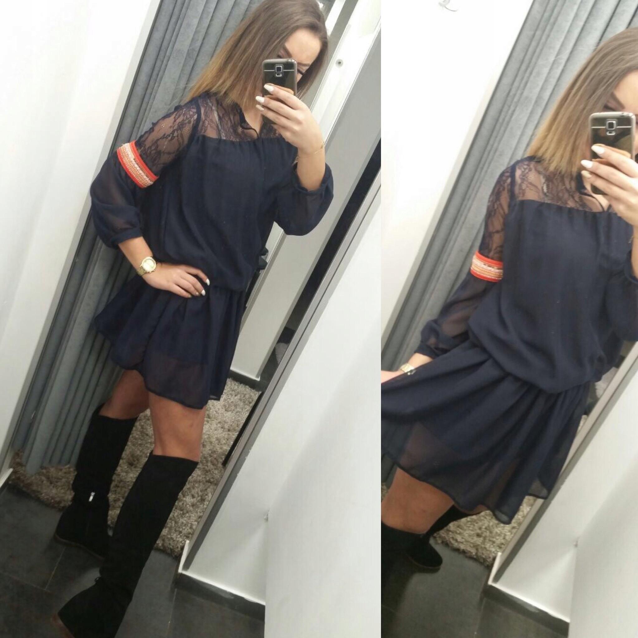b8cb8785 Sukienka By o la la rozm S NOWA - 7408329958 - oficjalne archiwum ...