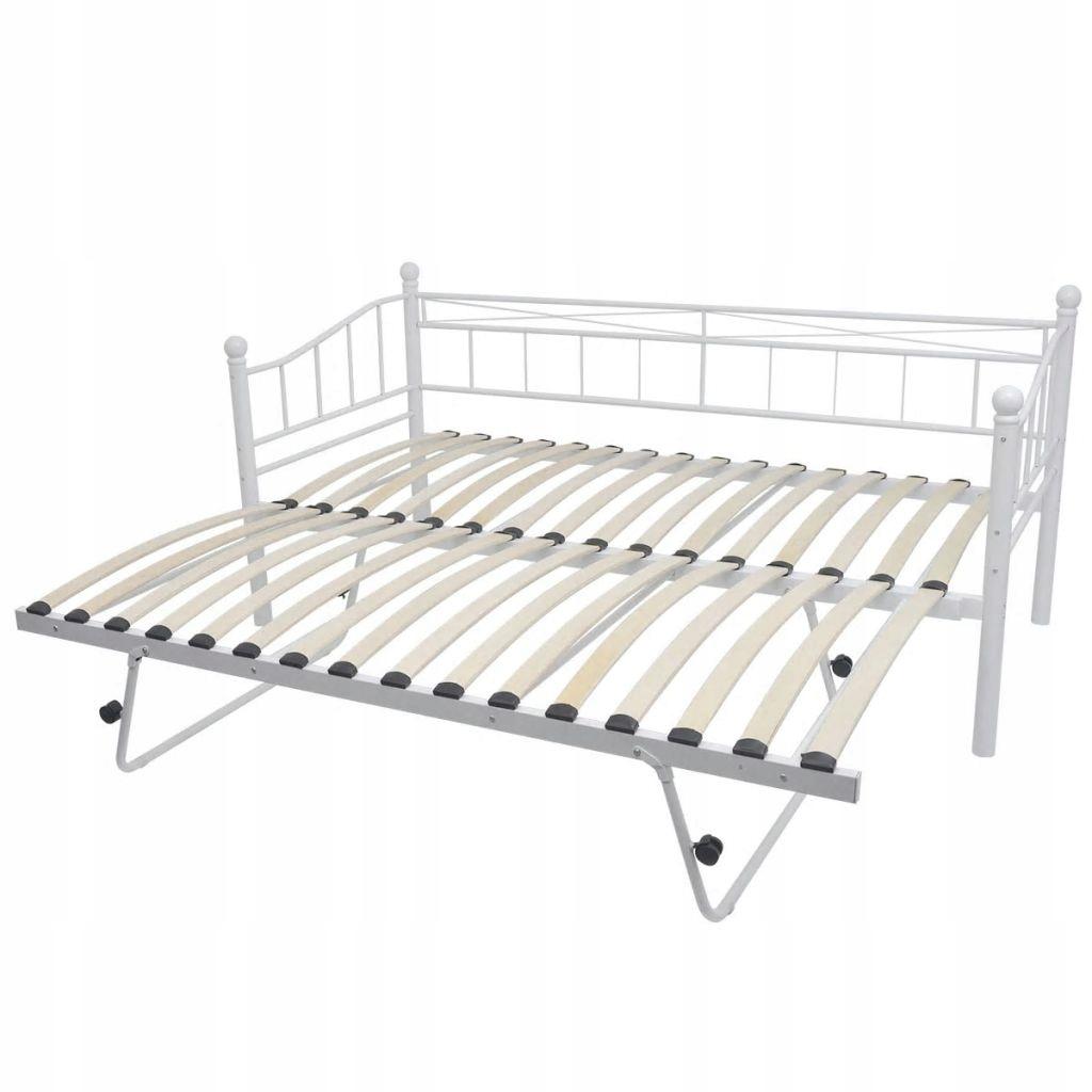 242683 Vidaxl łóżko Rozkładane Tylko Rama 7630732021
